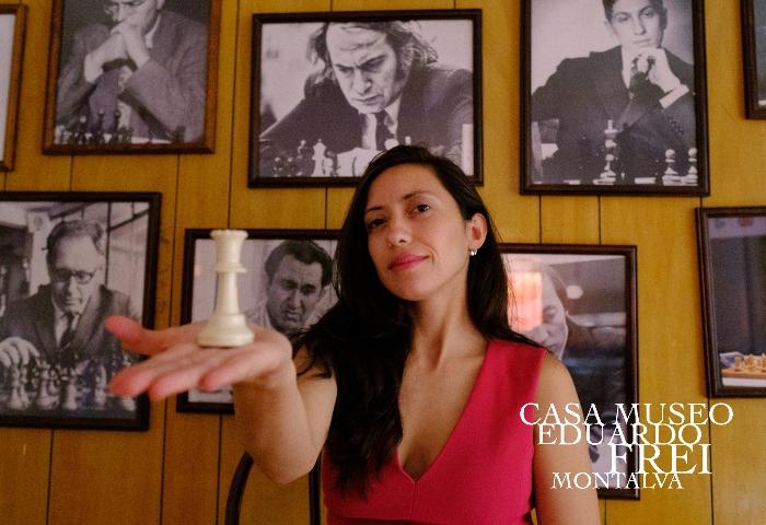 Constituyente y ajedrecista Damaris Abarca es convocada a Olimpiada Mundial