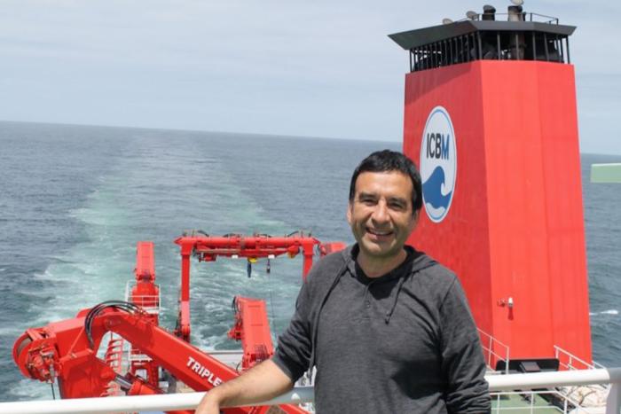 Oceanógrafo Osvaldo Ulloa es nuevo miembro de Academia de Ciencias