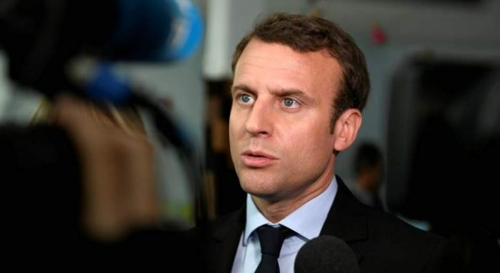 Macron pide a Irán