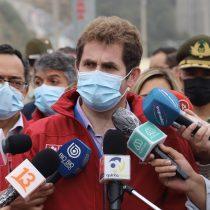 Seremi de Salud de Valparaíso dio positivo por covid-19