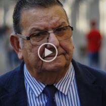 Senador Rabindranath Quinteros (PS) y la mala relación del Gobierno con el Congreso:
