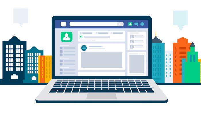Facebook es la red social donde los chilenos cotizan más departamentos