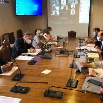 Comisión de Gobierno Interior despachó proyecto de elecciones en dos días: Se discutirá este viernes en la Sala de la Cámara