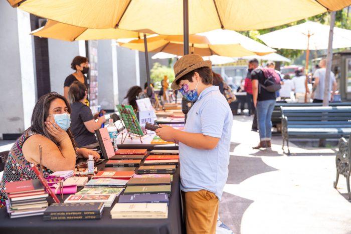 Feria de Libros en Providencia