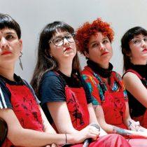 """Las Tesis imparten taller sobre feminismo inspiradas en el libro """"Feminazis"""" de Paul B. Preciado"""