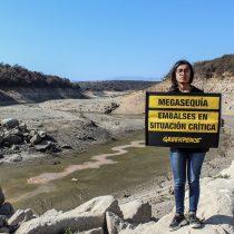 Greenpeace habilita plataforma ciudadana para exigir a las candidaturas constituyentes incluir el agua como un derecho