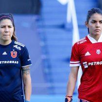 Natalia Campos y Carla Guerrero dentro del equipo ideal de la Conmebol