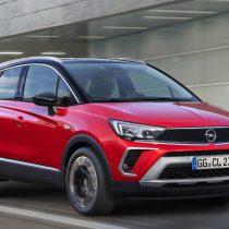 La nueva cara del New Opel Crossland