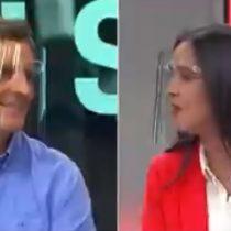 """""""Eso es mentira Gonzalo y tú lo sabes"""": Daniela Peñaloza responde a De la Carrera en medio de duro debate por la alcaldía de Las Condes"""