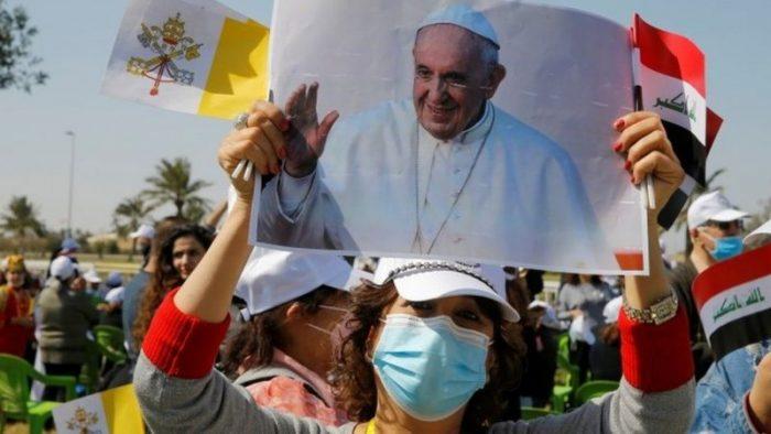 El polémico viaje del papa Francisco a Irak, donde el cristianismo está