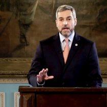 Presidente de Paraguay pide la renuncia de sus ministros para zanjar la crisis