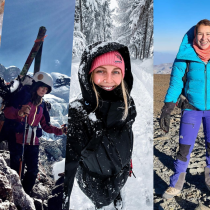 Mujeres de montaña: la vida de 5 atletas que viven de la naturaleza