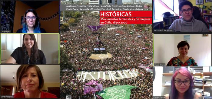 Grupo de historiadoras rescatan 170 años de historia del feminismo chileno en siete meses de trabajo