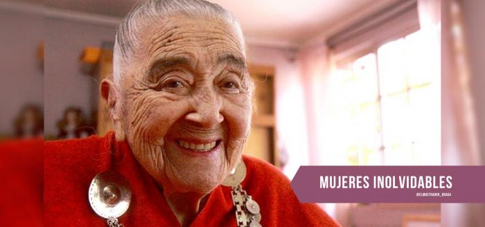 Ana González, la mujer que vivió en una incansable búsqueda por la verdad y justicia