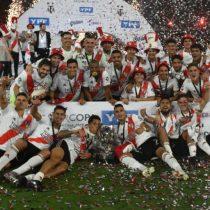 Paulo Díaz campeón: River goleó a Racing de Pizzi y se adjudicó la Supercopa Argentina
