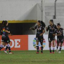 Santiago Morning realizó una goleada histórica y avanzó a los cuartos de final de la Copa Libertadores Femenina