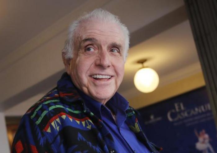 Actor Tomás Vidiella fallece a los 83 años tras ser hospitalizado por Covid-19