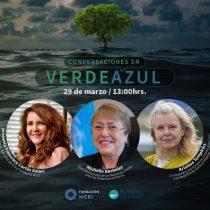 Ex Presidenta Michelle Bachelet y filántropa, Kristine Tompkins, dialogarán en conversatorio sobre conservación, organizado por Fundación MERI