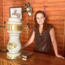 Mujeres del Biobío apuestan por la elaboración de cerveza
