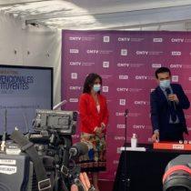 CNTV sortea orden de aparición de los candidatos a la Convención Constitucional en la franja televisiva