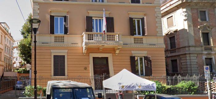 Asociación de Diplomáticos de Carrera pide investigar recepción en embajada de Chile en Roma que terminó con varios contagios de Covid-19