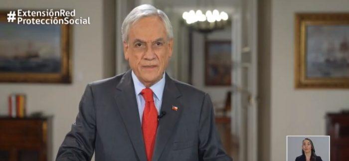 A la sombra del tercer retiro: Presidente Piñera extiende bonos, préstamos y subsidios por US$ 6.000 millones adicionales para sortear segunda ola de la pandemia