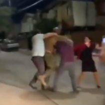 Asistentes a culto evangélico en Los Ángeles agredieron a personal militar en medio de una fiscalización sanitaria
