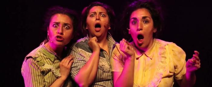 Obra teatral AMA: un viaje en el tiempo que explica el por qué del 8M y el rol de la mujer en la actualidad