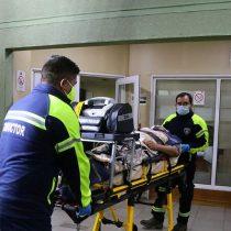 Delegado en la Macrozona Sur afirma que camioneta donde transitaba equipo de TVN fue impactada por más de 17 disparos