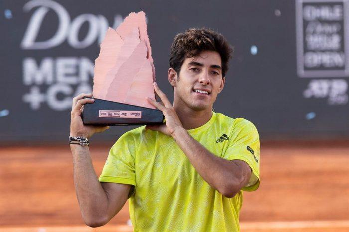 El primero en casa: Cristian Garín logra su quinto título en el ATP de Santiago y se mete en el Top 20 del mundo