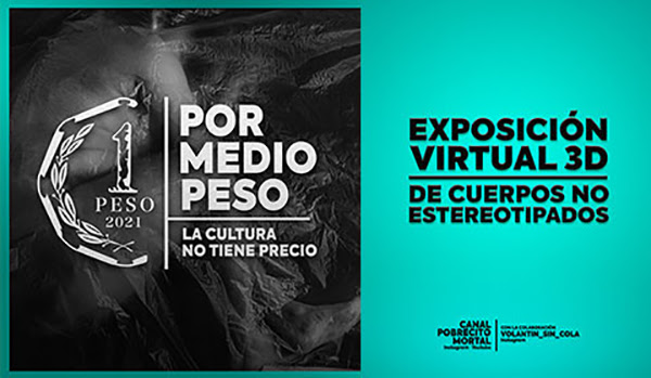Expo fotográfica «Cuerpos no estereotipados»