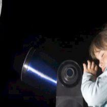 Curso de astronomía para niños de U. de Chile