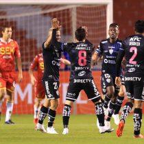 Unión Española fue goleada por Independiente del Valle y quedó eliminada de la Copa Libertadores