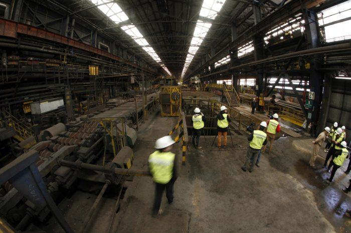 Asimet: sector metalúrgico cae 8,3% en enero