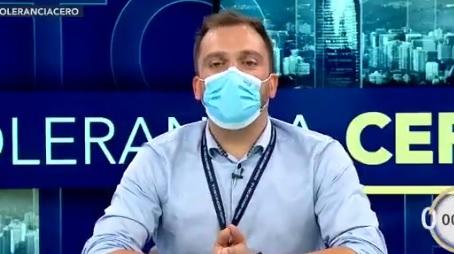 """Dr. Bernucci realizó llamado al ministro Paris: """"Tiene que tratar mejor a sus médicos, tenemos grandes grupos que se sienten muy maltratados"""""""