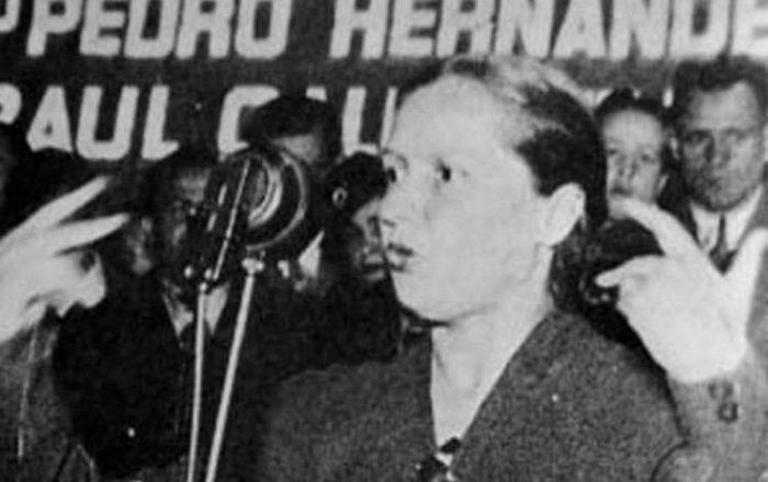 Elena Caffarena: La feminista inagotable