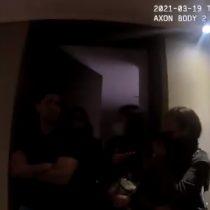 En uno de los momentos más críticos de la pandemia: fiesta clandestina en un departamento en Las Condes terminó con 12 detenidos