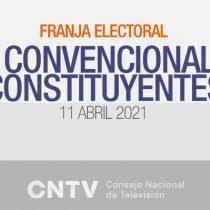 Presidente de Anatel dice que están a la espera de propuesta del Gobierno para zanjar futuro de franja electoral: