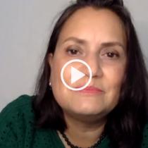 Laura Albornoz, candidata a constituyente: