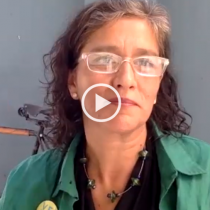 """Verónica Pardo, candidata a alcaldesa de Providencia: """"Entregué una carta a Evelyn Matthei donde proponía un fair play"""""""