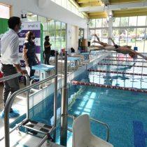 Plan energético transforma piscina municipal de Peñalolén en la primera fotovoltaica del país