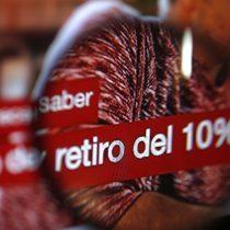 Tercer retiro del 10%: Comisión de Constitución votará proyecto en la tarde