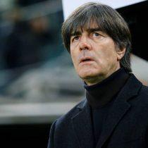 Joachin Löw dejará la selección alemana tras el Campeonato de Europa