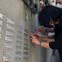 Memorial por la Diversidad: se rinde homenaje a las víctimas de homofobia y transfobia en Chile