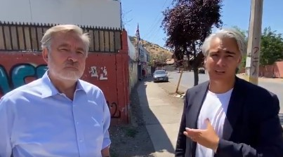 """El fuerte llamado de atención de Guillier y MEO a la oposición: """"No podemos traicionar el mandato de octubre"""""""