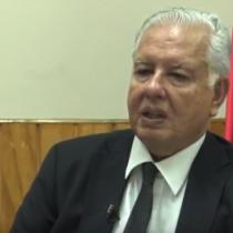 Alejandro Madrid, ministro en visita del caso Frei, asume como presidente de la Corte de Apelaciones de Santiago