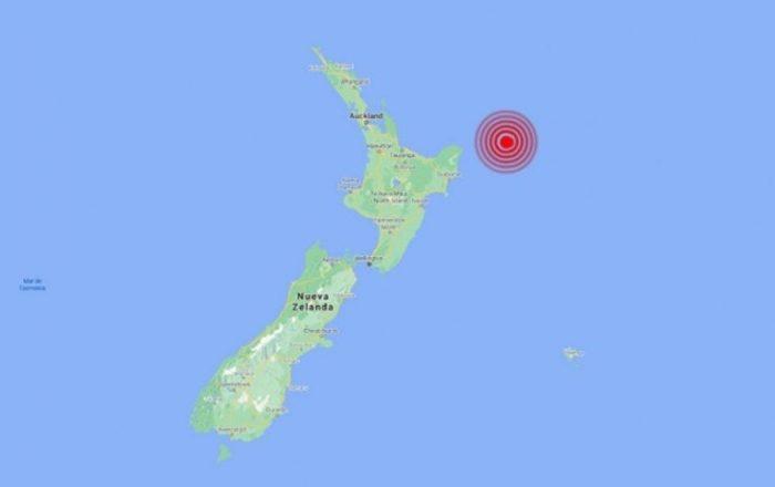Terremoto de magnitud 8.1 afecta a Nueva Zelanda: SHOA establece Estado de Precaución