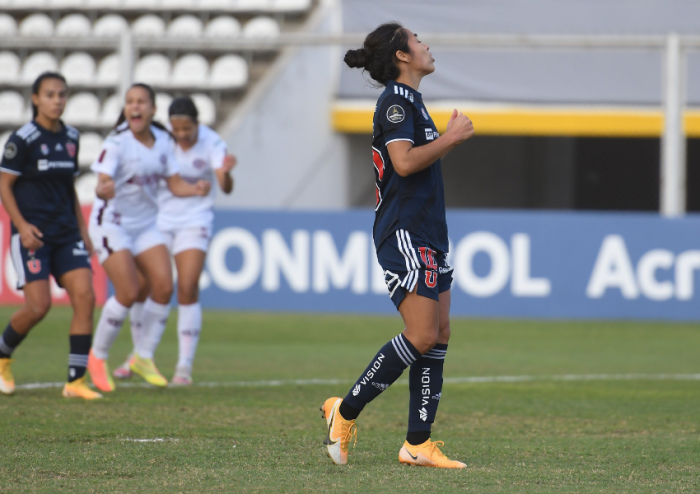 La U concluye su orgullosa travesía en la Copa Libertadores femenina tras sufridos penales con Ferroviária