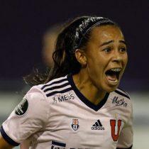 Debut histórico: Universidad de Chile gana a Peñarol en el inicio de la Copa Libertadores Femenina