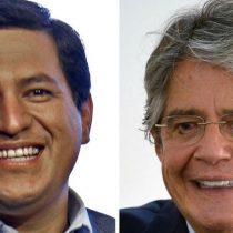 Arauz vs Lasso: el duelo entre el correísmo y la derecha por la presidencia de Ecuador